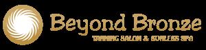 Beyond Bronze Tanning Logo